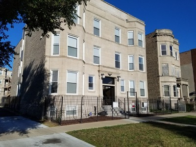 Chicago Multi Family Home For Sale: 6016 South Prairie Avenue