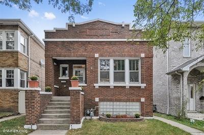 Berwyn Single Family Home Re-Activated: 2817 Ridgeland Avenue