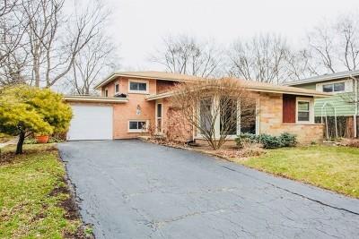 Deerfield Single Family Home For Sale: 1039 Kenton Road