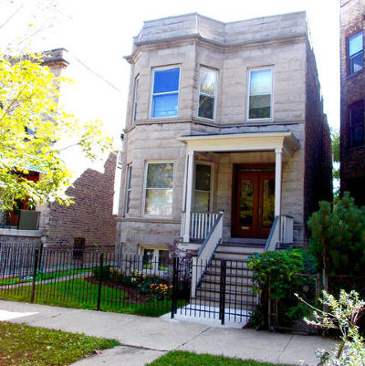 Multi Family Home For Sale: 1427 West Winona Street