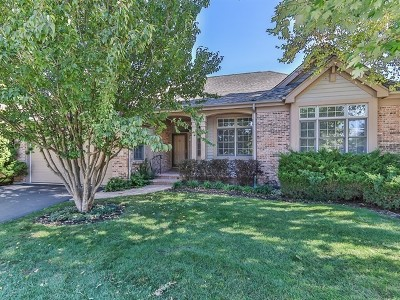 Lake In The Hills Single Family Home For Sale: 1 La Costa Court