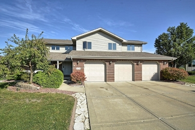 Tinley Park Single Family Home For Sale: 8036 Highfield Court