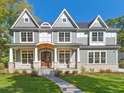 Glen Ellyn Single Family Home Contingent: 820 Duane Street