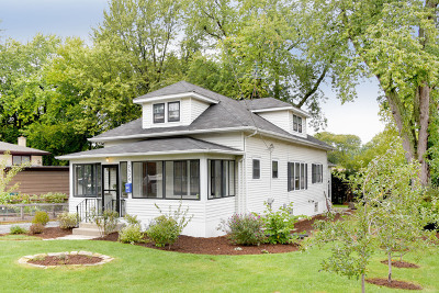 Wilmette Single Family Home For Sale: 2524 Old Glenview Road