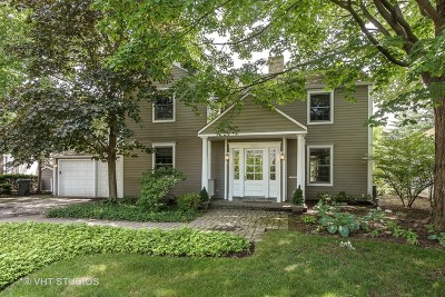 Winnetka Single Family Home For Sale: 323 Locust Road