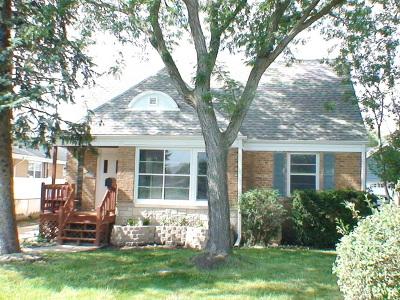 Glenview Single Family Home For Sale: 104 Harlem Avenue