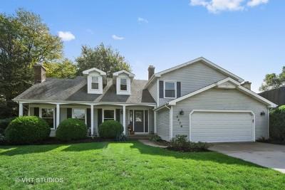 Hoffman Estates Single Family Home For Sale: 3479 Regent Drive