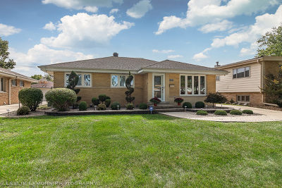 Westchester Single Family Home For Sale: 10913 Martindale Drive
