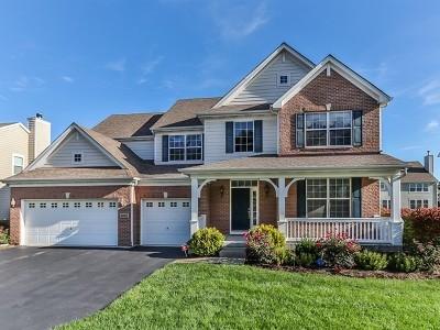 Elgin Single Family Home Price Change: 2032 Padua Drive