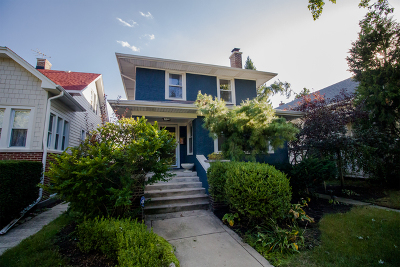 Berwyn Single Family Home For Sale: 6544 34th Street