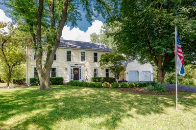 Wheaton Single Family Home For Sale: 26w508 Mallard Court