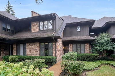 Northbrook Condo/Townhouse For Sale: 3873 Mission Hills Road