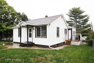 Rockford Single Family Home For Sale: 3146 Marshall Street
