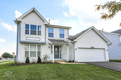 Naperville Single Family Home Price Change: 2404 Woodlake Court