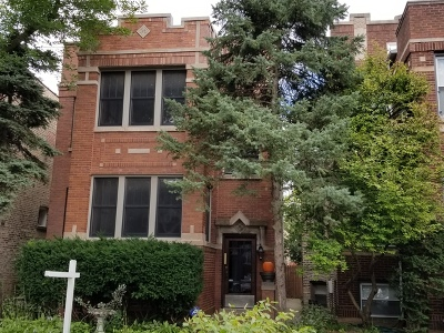 Multi Family Home For Sale: 2622 West Argyle Street