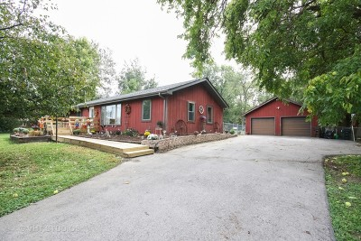 Mokena Single Family Home Contingent: 14261 West Maple Road