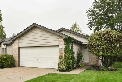 Orland Park Condo/Townhouse For Sale: 16418 Sharon Court
