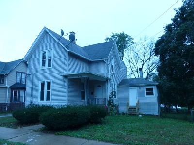 Elgin Single Family Home For Sale: 473 Jefferson Avenue