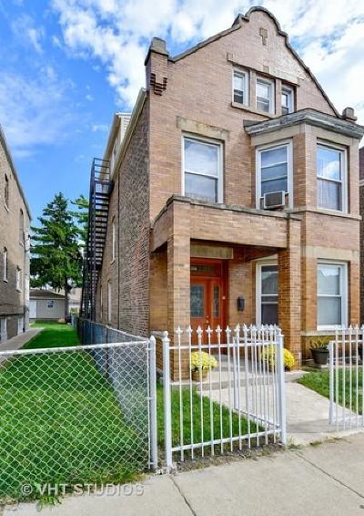 Multi Family Home For Sale: 3027 South Kostner Avenue