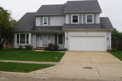 Elgin Single Family Home For Sale: 1015 Hobble Bush Lane