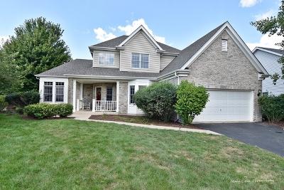 Geneva Single Family Home For Sale: 0n662 West Weaver Circle