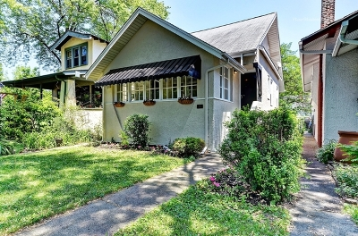 Single Family Home For Sale: 4555 North Lawndale Avenue