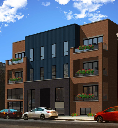Condo/Townhouse For Sale: 3018 West Belmont Avenue #1NW