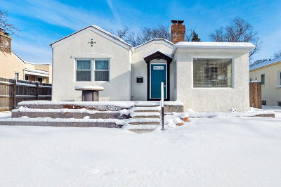 Wheaton Single Family Home For Sale: 615 Crest Street