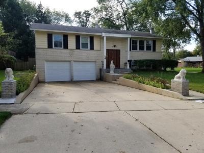 Woodridge Single Family Home For Sale: 3215 Patton Drive