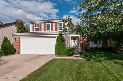 Wheaton Single Family Home For Sale: 2287 Albright Lane