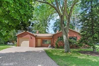 Deerfield Single Family Home For Sale: 1029 Elmwood Avenue