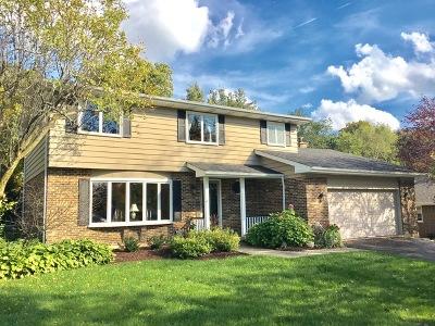 Woodstock Single Family Home For Sale: 993 Tara Drive