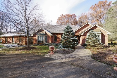 Libertyville Single Family Home For Sale: 14962 West Imperial Drive