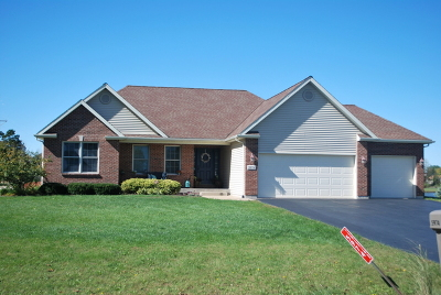 Ogle County Single Family Home For Sale: 5974 South Centerview Drive