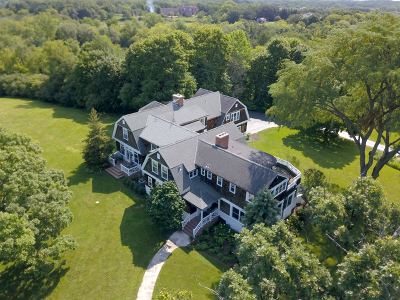 Barrington Hills Single Family Home For Sale: 28w510 Otis Road