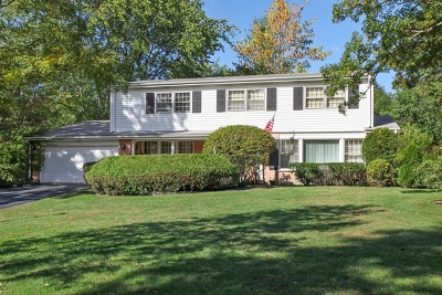 Highland Park Single Family Home For Sale: 815 Hill Street