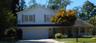 Glenview Single Family Home For Sale: 3817 Lizette Lane