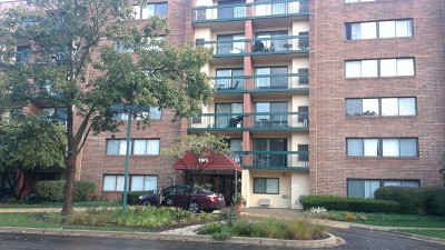 Hoffman Estates Condo/Townhouse For Sale: 1840 Huntington Boulevard #413