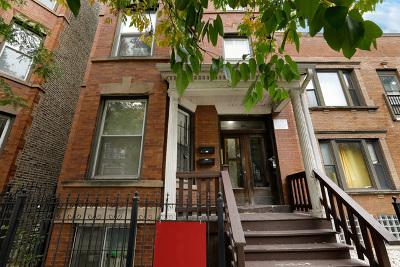 Multi Family Home For Sale: 3343 North Sheffield Avenue