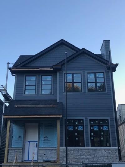 Single Family Home For Sale: 2313 West Farragut Avenue