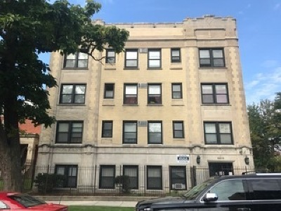 Chicago Multi Family Home Contingent: 6210 South Kimbark Avenue