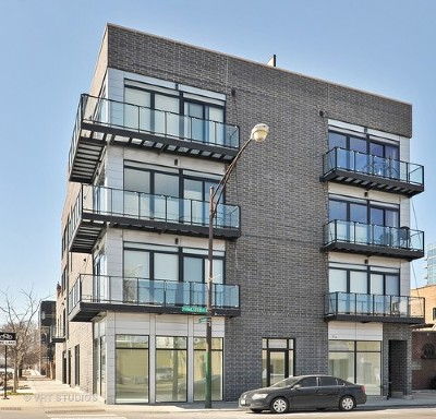 Condo/Townhouse For Sale: 440 North Halsted Street #2B