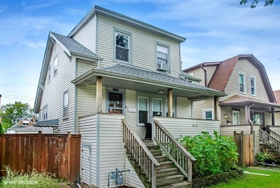 Elmwood Park Single Family Home For Sale: 2112 North 75th Court