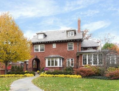 Wilmette Single Family Home For Sale: 1216 Chestnut Avenue