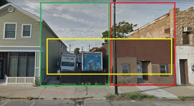 Chicago Residential Lots & Land For Sale: 3046 West Belmont Avenue