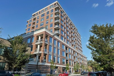 Condo/Townhouse For Sale: 540 West Webster Avenue #608