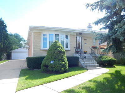 Niles Single Family Home For Sale: 8113 West Oak Avenue