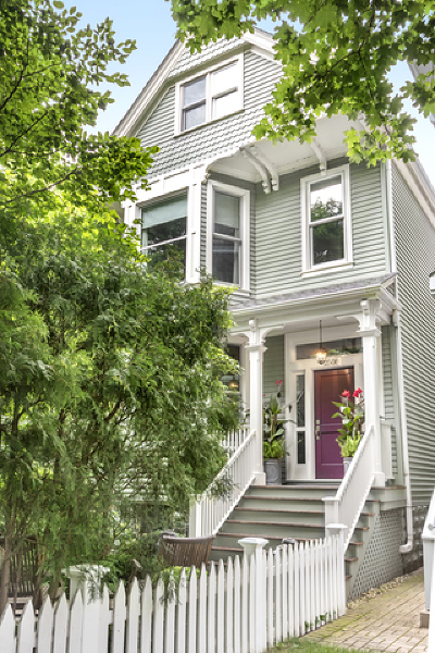Single Family Home For Sale: 2508 North Burling Street