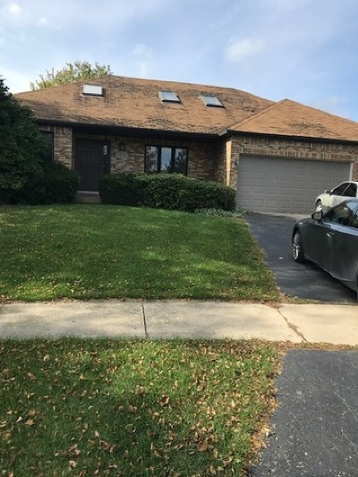 Naperville Single Family Home Contingent: 1601 Valley Ridge Court