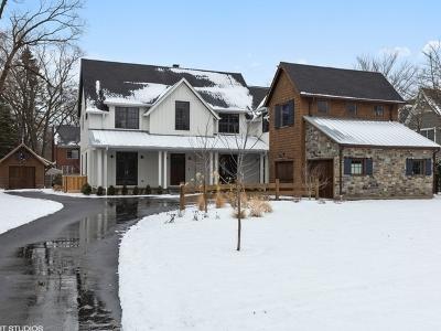 Winnetka Single Family Home For Sale: 987 Asbury Court